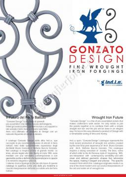 Catalog Gonzato Design Arteferro Univertis 2K12