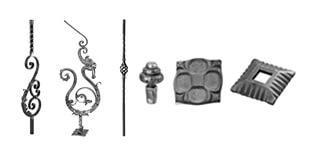 Stâlpi și Accesorii balustradă