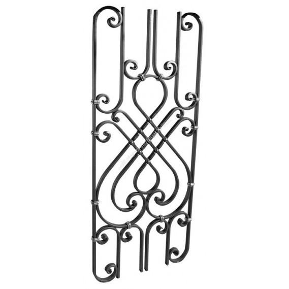GD99/1 Panou ornamental colectia Gonzato Design 16x8mm H.1000mm L.420mm