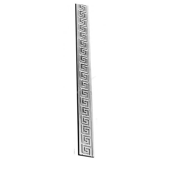 1834/2 Platband amprentat model GRECESC laminat la cald 31x5mm 3ML