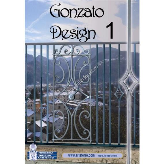 "3005/33 Catalog scari, balcoane linia ""GONZATO DESIGN"" partea 1"