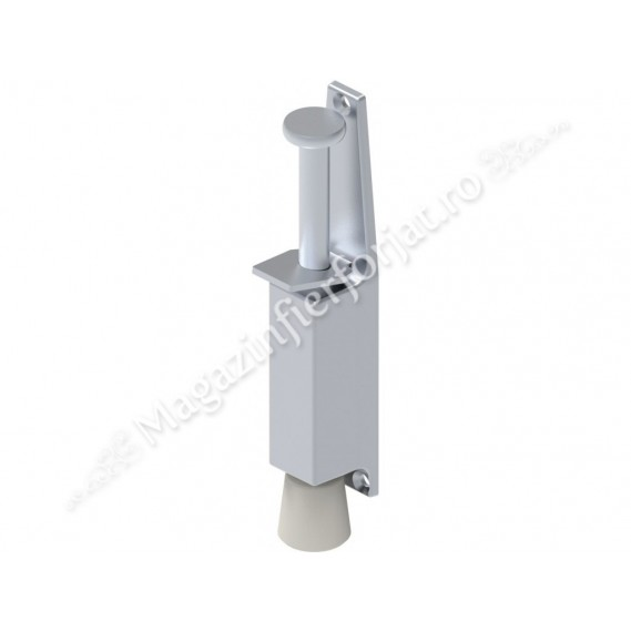 Opritor FAC de poarta batanta sau usa pietonala de 40Kg, cu pedala de dezarmare H.165mm