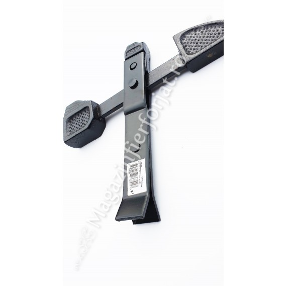 Opritor de poarta batanta anti-vant pentru o poarta de o grosime maxima 45mm
