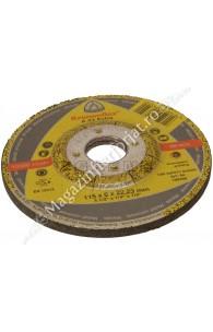 Disc de polizare 115x6 A24 Extra KLINGSPOR