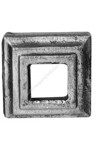 819/1 Capac mascare placa exterior 60x60mm interior 30x30mm