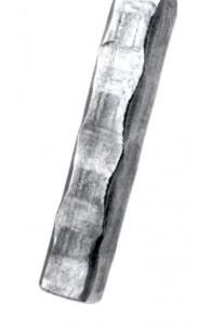 118/A/1 Bara amprentata pe 4 laturi 12x12mm 3ML