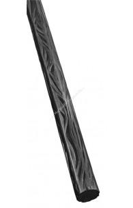 599/4 Bara amprentata scoarta copac D.14mm 3ML