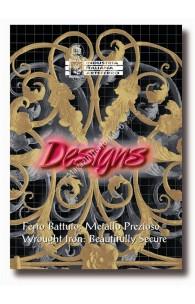 "211/2 Catalog cu proiecte porti, garduri, scari, balcoane ""DESIGNS"""