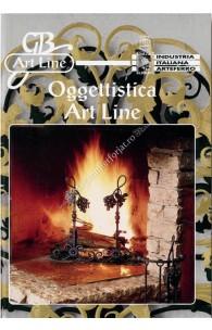 """3005/2 Catalog obiecte de arta """"OGGETTISTICA"""""""