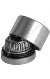 Pivot inferior sudabil cu rulment si gresor