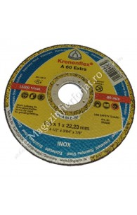 Disc de debitare 115x1 A60 Extra KLINGSPOR