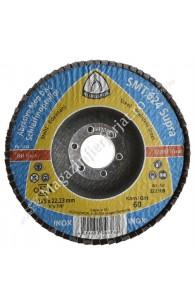 Disc de polizare 125 Gr.60 SMT624 KLINGSPOR