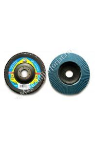 Disc de polizare 125 Gr.80 SMT624 KLINGSPOR