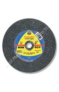 Disc de debitare 230x2,5 A36 Supra KLINGSPOR