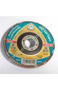 Disc de polizare 125 Gr.120 SMT624 KLINGSPOR