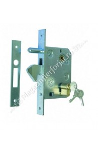 Broasca cu butuc si antiridicare pentru poarta culisanta, de incastrat in profil de maxim 40mm si in caseta antiploaie