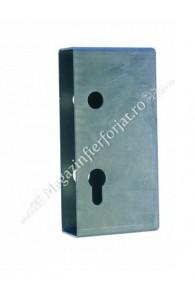 Caseta antiploaie pentru broasca de poarta culisanta de incastrat in profil de maxim 40mm