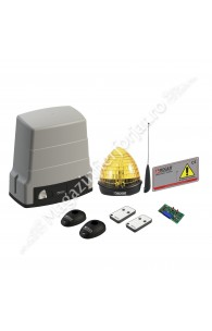 KIT automatizare poarta culisanta Roger Technology Kit H30/645, 600Kg, 230Vac
