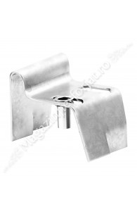Opritor poarta ingropat, zincat, cu suport zavor, L.120mm