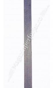 UNV10.305.7 Platband amprentat cu model GRECESC 30x5mm